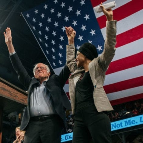 Soviet Style: Ilhan Omar Calls for the End of 'Western Imperialism' at Bernie Sanders Rally in Minnesota