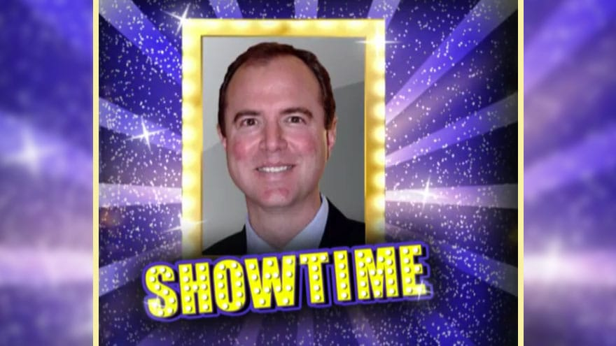 Partner Content - SHOWTIME! Schiff Wanted to be a Hollywood Screenwriter, Wrote a Film Des...