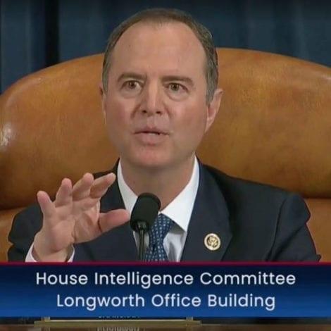 SCHIFF SHOW: Watch Adam Schiff Shut Down Any Questions Related to Ukraine 'Whistleblower'