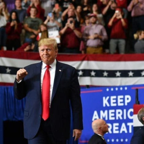 Presidential Prediction: Trump Says a Democrat Victory in 2020 Will Lead to an Economic 'Depression'