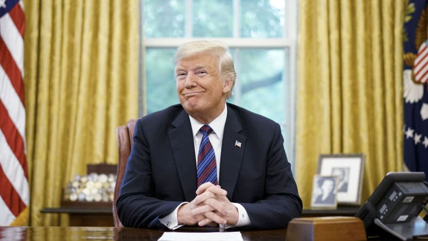 TRUMP on SPACE LAUNCH: 'I'd Like to Put You In the Rocket and Get Rid of You for a While' | News Radio 94.3 WSC | The Sean Hannity Show