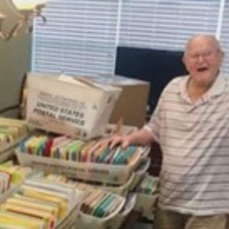 Greatest Generation: World War II Vet Requests 100 Cards for His 100th Birthday, Receives 100,000+