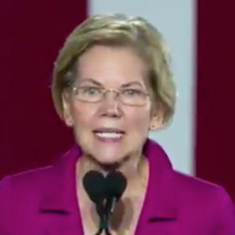 WARREN: 'America Built on the Backs of Enslaved Peoples,' Time for 'National Conversation' on Reparations
