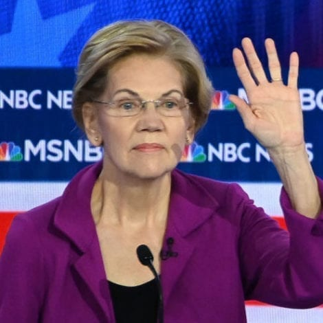SOVIET STYLE: Elizabeth Warren Says She's Tired of America's 'Freeloading Billionaires'