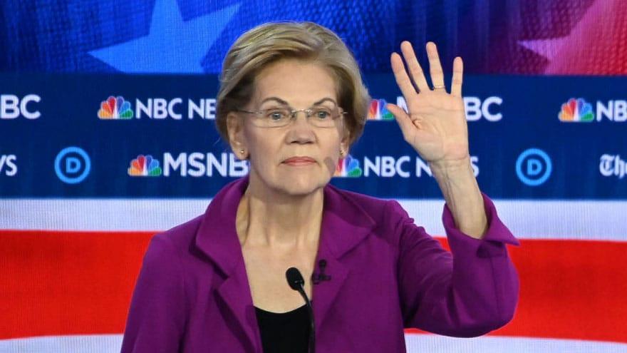 Partner Content - SOVIET STYLE: Elizabeth Warren Says She's Tired of America's 'Freeloadin...