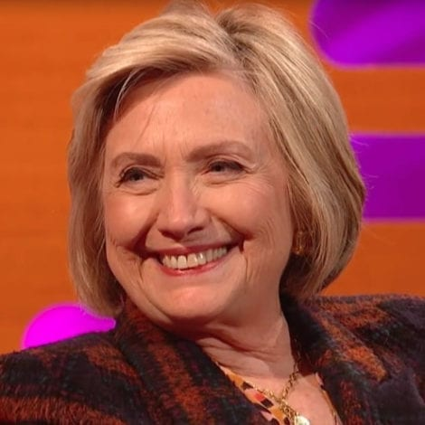 ONE MORE TIME? Hillary Says She Has to 'Make Up My Mind Quickly' About Jumping into 2020 Race