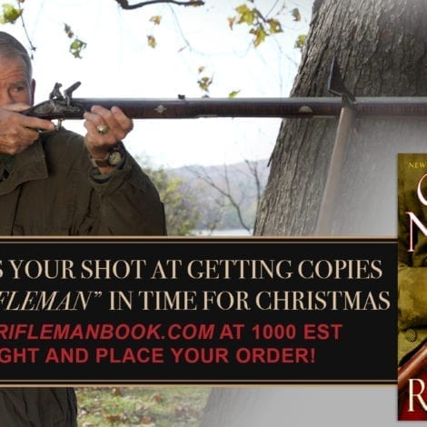 """LIVE SIGNING: Oliver North """"The Rifleman"""""""