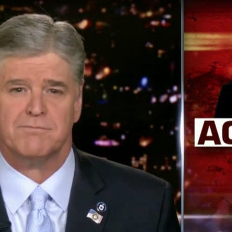 HANNITY: Joe Biden Viciously Attacks an 83-Year-Old Voter for Doing the Media's Job