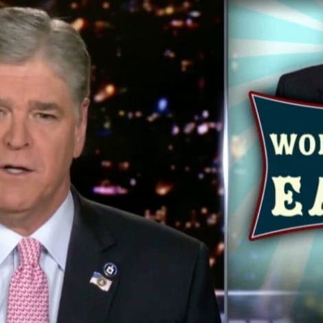 HANNITY: Desperate Democrats Try to 'Educate' Us on the 'Virtues' of Removing President Trump