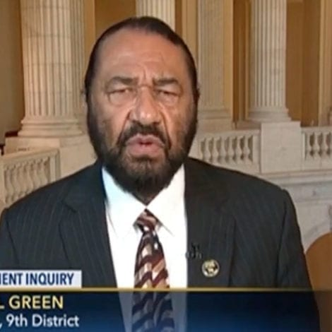 DELUSIONAL: Democrat Congressman Says Trump Can Be Impeached 'More Than Once' on 'Other Issues'