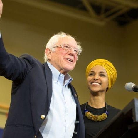 SOCIALISM USA! Bernie Now Neck-and-Neck with Biden According to Latest Polls