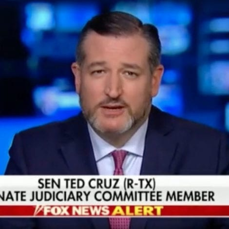CRUZ ON HANNITY: IG Report Shows 'Stunning Abuse of Power by the Obama Administration'