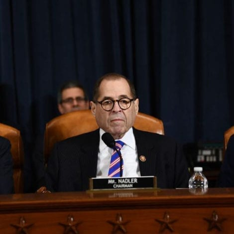 IMPEACHMENT 2.0: Nadler's Committee Begins Next Phase of Democrats' Impeachment Probe