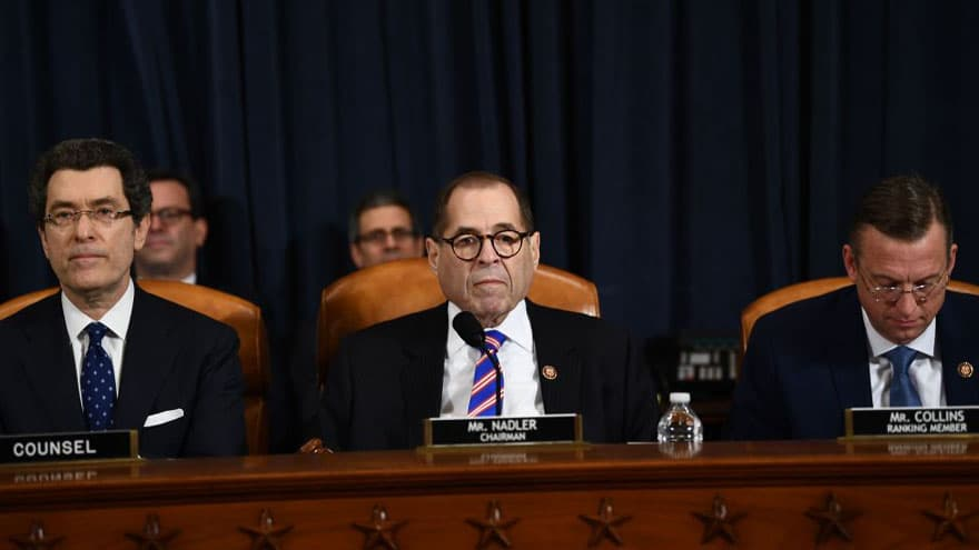 Partner Content - IMPEACHMENT 2.0: Nadler's Committee Begins Next Phase of Democrats' Impe...