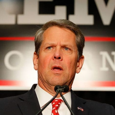 Call Gov. Brian Kemp of GA: Ask Why He Won't Answer Sean Hannity? Why Are You Appointing Kelly Loeffler?