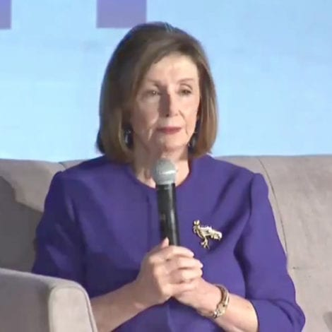 NANCY'S ADMISSION: Pelosi Admits Drive to Impeach Trump Began 'Two and a Half' Years Ago