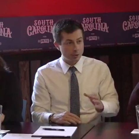 PETE RIPS REPUBLICANS: Buttigieg Says ANYONE Supporting Trump 'Looking the Other Way on Racism'