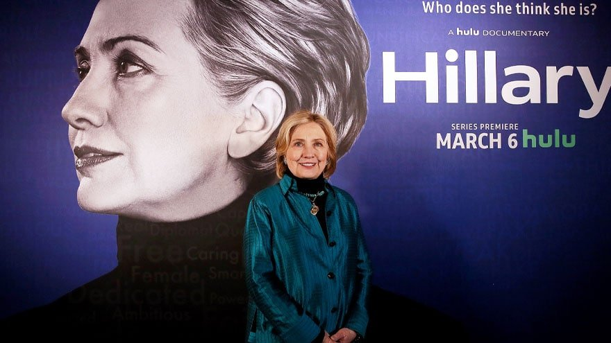 Partner Content - HILLARY UNLOADS: Clinton Says She Feels 'The Urge' to Run in 2020, Blast...