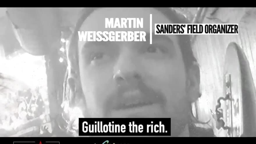 Partner Content - BERNIE CAMP EXPOSED: Another Worker Calls for 'Republican Re-Education C...