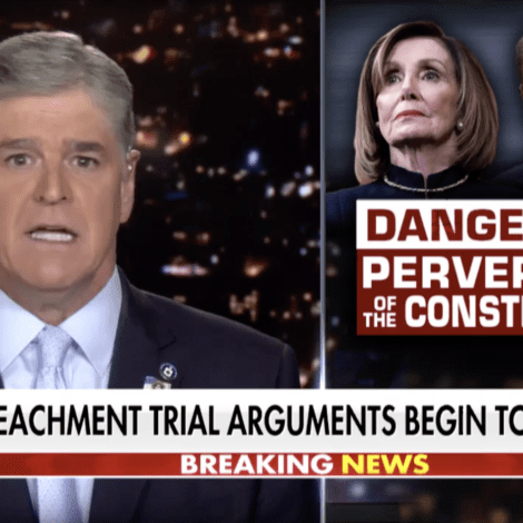 HANNITY: Democrats' Weak Articles of Impeachment 'Are an Affront to the US Constitution'