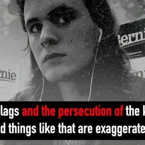BERNIE 2020 EXPOSED! More Staffers Call for 'Violence Against Property,' Say Soviet Gulag Horrors 'Exaggerated'