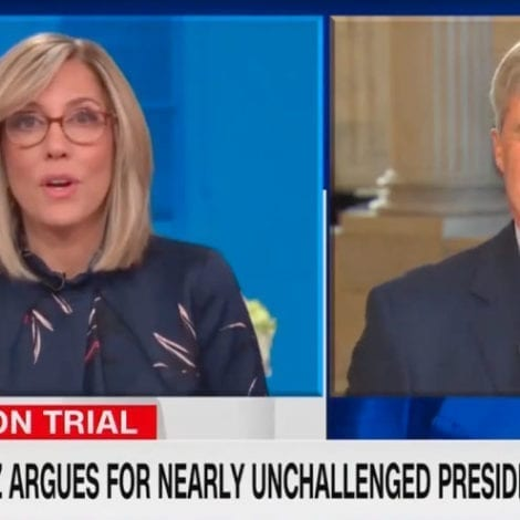 CNN MELTDOWN CONTINUES: Another Major ANCHOR Calls Trump Defense 'Laughable'