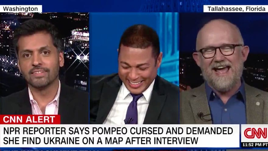 Partner Content - NEW 'DEPLORABLES': CNN Under Fire After Panel Trashes Trump Voters, Says...