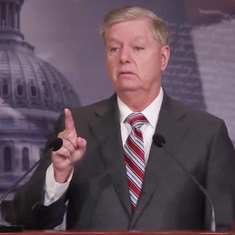 GRAHAM'S STAND: Sen. Graham Says House Managers Trying to 'Destroy the Presidency as We Know It'