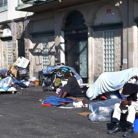 LIBERAL UTOPIA: California Residents Charged $20,000 for Clean-Up of Local Homeless Camp