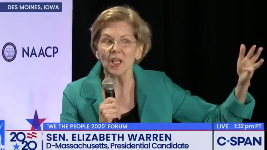 Partner Content - OUT OF ORDER: Warren Calls Trump Judicial Nominees 'Homophobic, Racist, ...