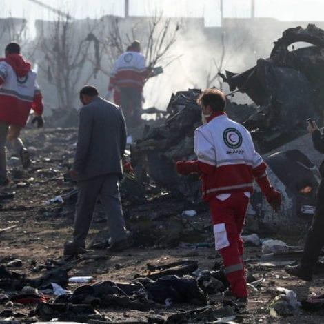 DEVELOPING NOW: Ukraine-Bound Passenger Jet Crashes in Iran Killing 176