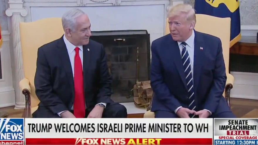 Partner Content - BREAKING NOW: President Trump, Netanyahu to Announce New Mideast Peace P...