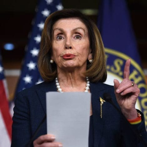 PELOSI PAYBACK? Nancy Says Republicans Must Allow Witnesses in Impeachment Trial or 'Pay a Price'