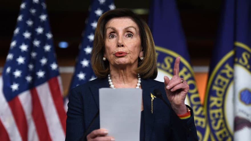 Partner Content - PELOSI PAYBACK? Nancy Says Republicans Must Allow Witnesses in Impeachme...