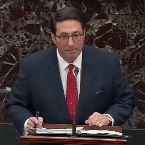 SEKULOW TO SENATE: House Judiciary Committee's Impeachment Hearings 'Violated the  Constitution'