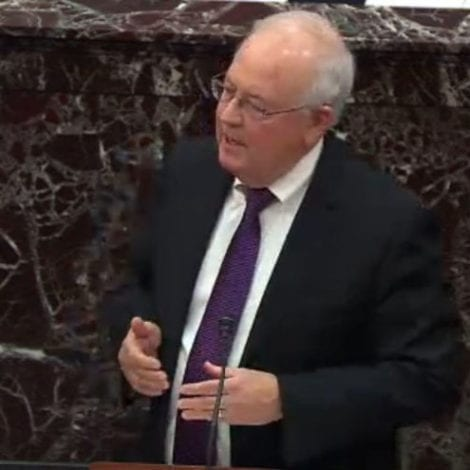 KEN STARR: 'We Are Now Living in the Age of Impeachment'