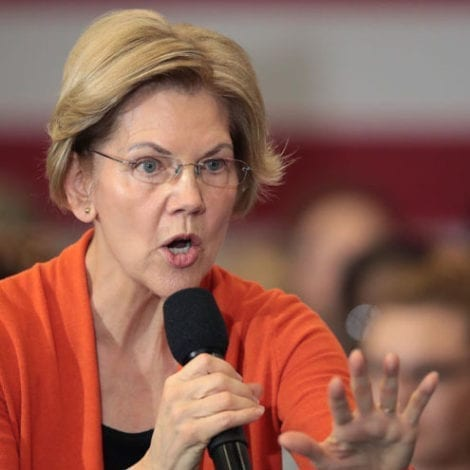 SOVIET STYLE! Elizabeth Warren Claims She Can Cancel Student Debt for Most Americans 'Without Congress'