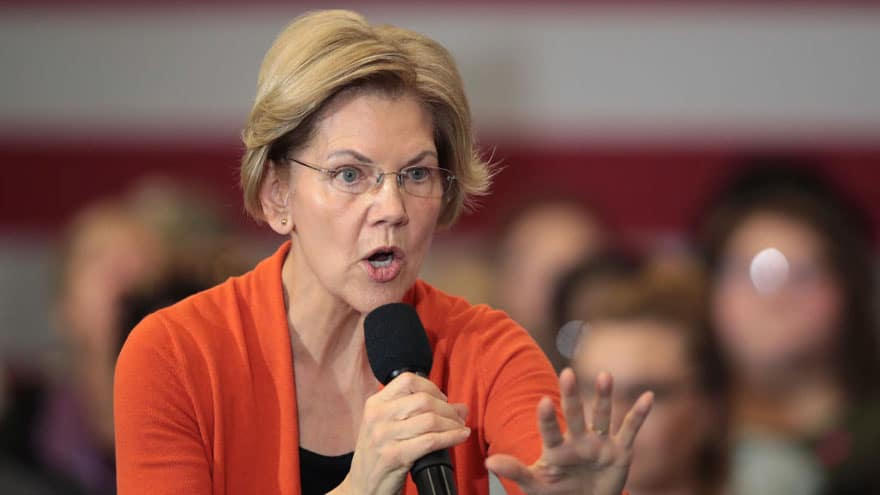 Partner Content - WARREN WEIGHS-IN: Sen. Warren Says McConnell 'Orchestrating Impeachment ...