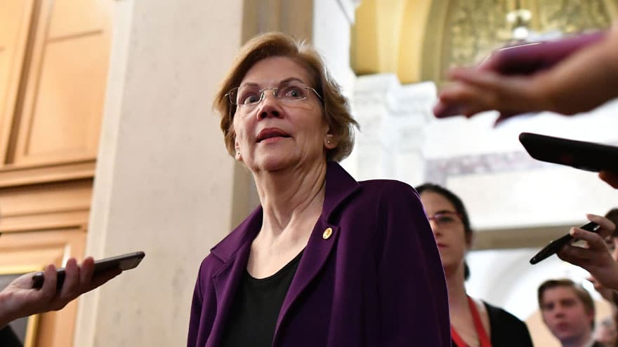 image for SPIN CYCLE STARTS! Warren Blames CNN for Failing Campaign, Cites Prefere...