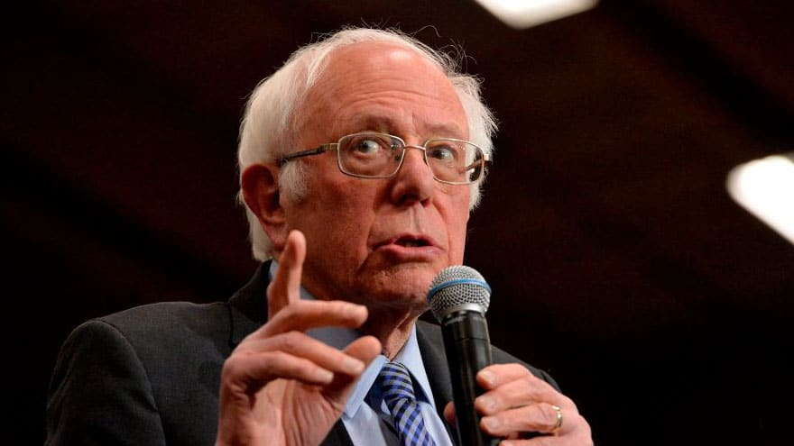 image for REPORT: Man Who Helped Create Bernie's Criminal Justice Reform Plan 'Fac...