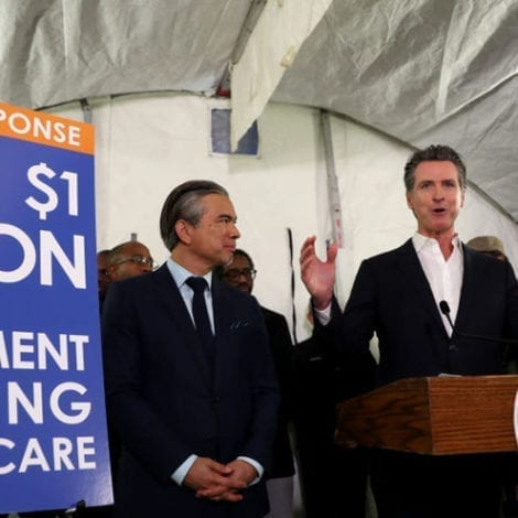 FANTASYLAND: Gavin Newsom Says Doctors Should Be Able to 'Write Prescriptions for Housing Like Antibiotics'
