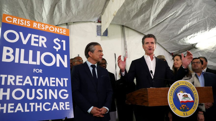 image for FANTASYLAND: Gavin Newsom Says Doctors Should Be Able to 'Write Prescrip...