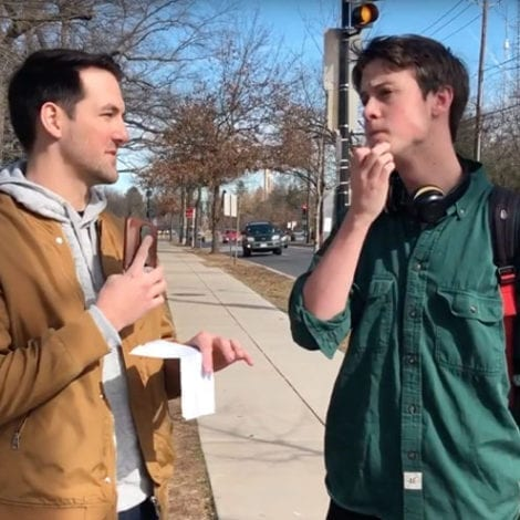YOUTH REVOLT! College Students Trash Statements They Think Are Trump Quotes, Actually From 2020 Dems