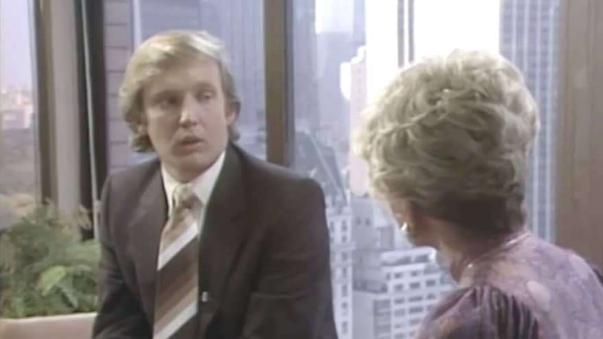 image for TRUMP in 1980: 'I Would Dedicate My Life to this Country,' America Needs...