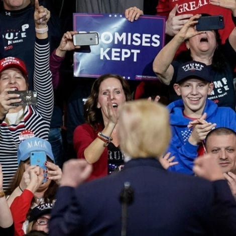 TRUMP TAKES NH: Trump Wins Party Primary, Doubles Obama's 2012 Vote, GOP 'FIRED UP'