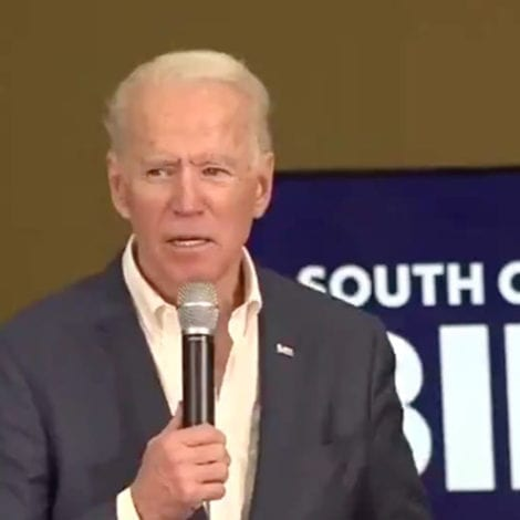 WATCH: Biden Claims He Worked with China's Deng Xiaoping on Paris Climate Accord… He Died in 1997