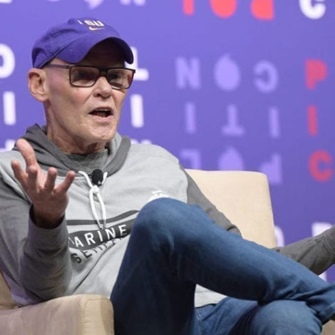 CARVILLE TO DEMOCRATS: 'We're Losing Our Damn Minds, I'm Scared to Death, Get Your S*** Together!'
