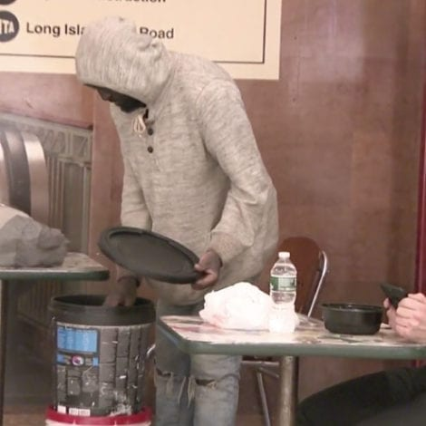 DE BLASIO'S NYC: Grand Central Terminal Businesses Say 'Homeless People Taking Over' Station