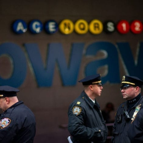 ENOUGH IS ENOUGH: NYPD Officers 'Declare War' on De Blasio After Weekend's 'Assassination Attempts'