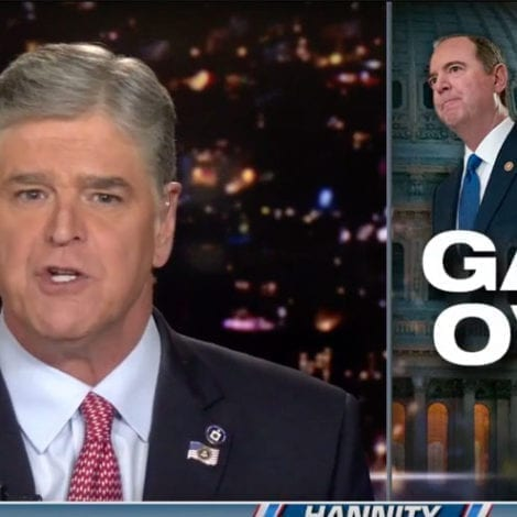 HANNITY: Trump Has Been Totally Vindicated from the Partisan 'Schumer-Schiff Sham Show'